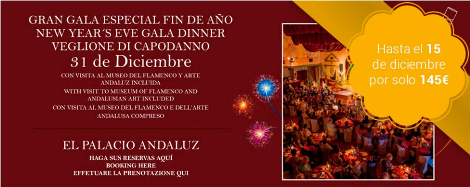 special gala end of year