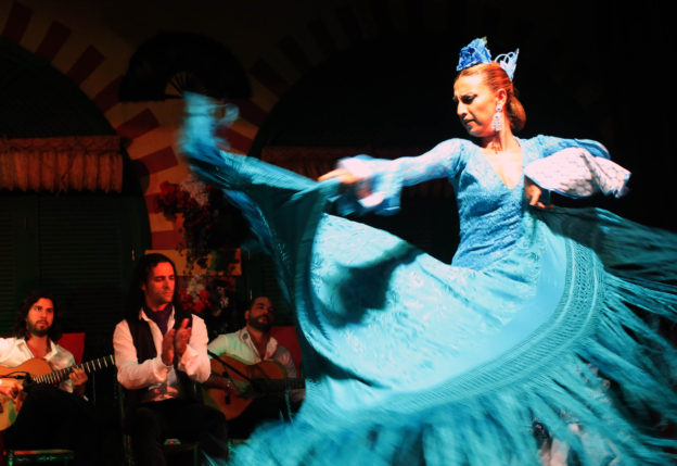 Espectaculo flamenco Sevilla