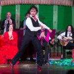 tablado flamenco en sevilla