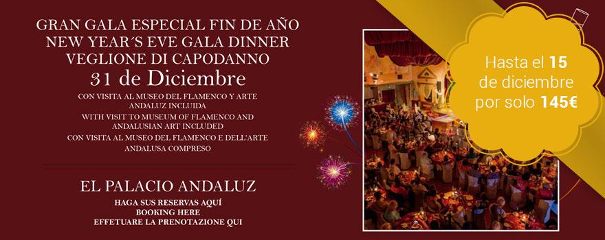 Gran gala especial fin de año
