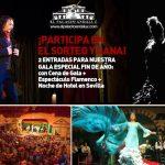 Sorteo palacio andaluz Sevilla