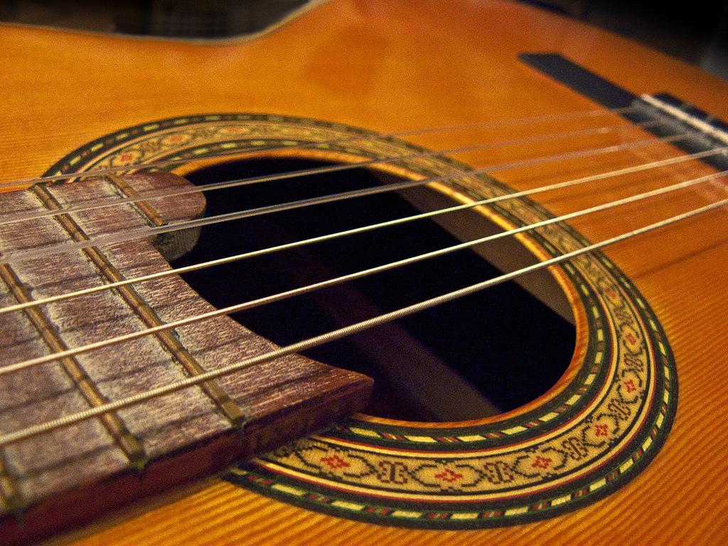 la guitarra la última incorporación