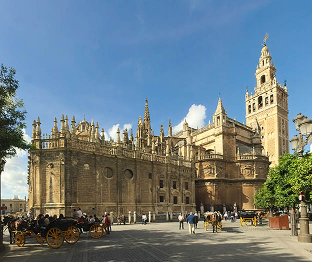 Lonely Planet Sevilla