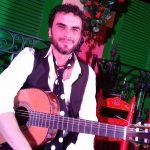 Cristian Cabello chitarrista flamenco