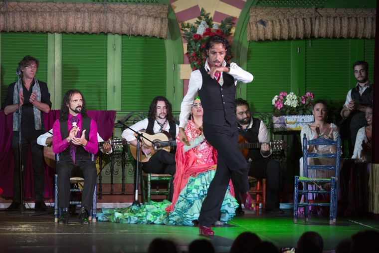 history tablao flamenco in seville