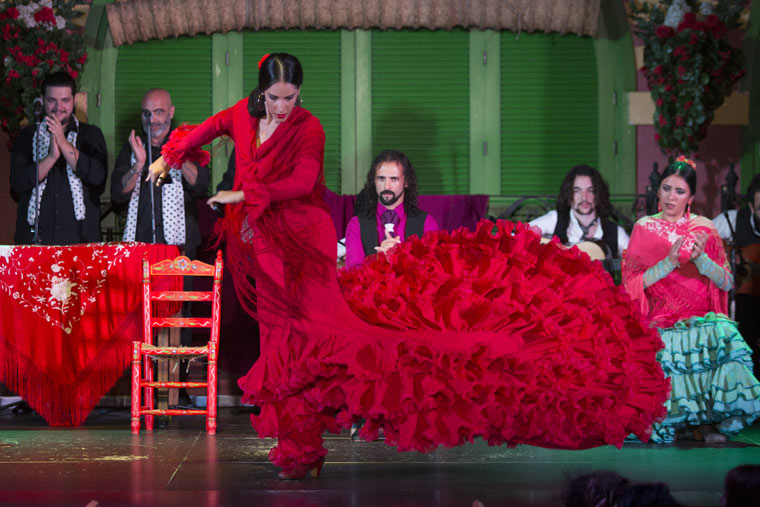 where to see the best flamenco show in seville