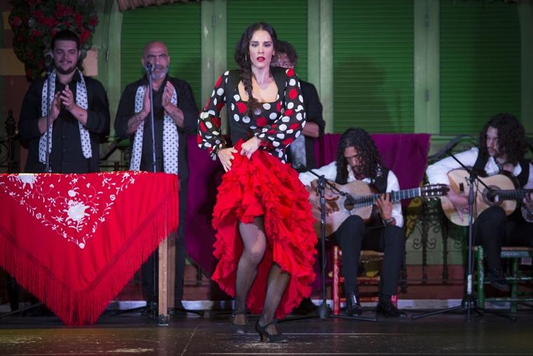 ca3c2dc012 El baile flamenco  origen y tipos