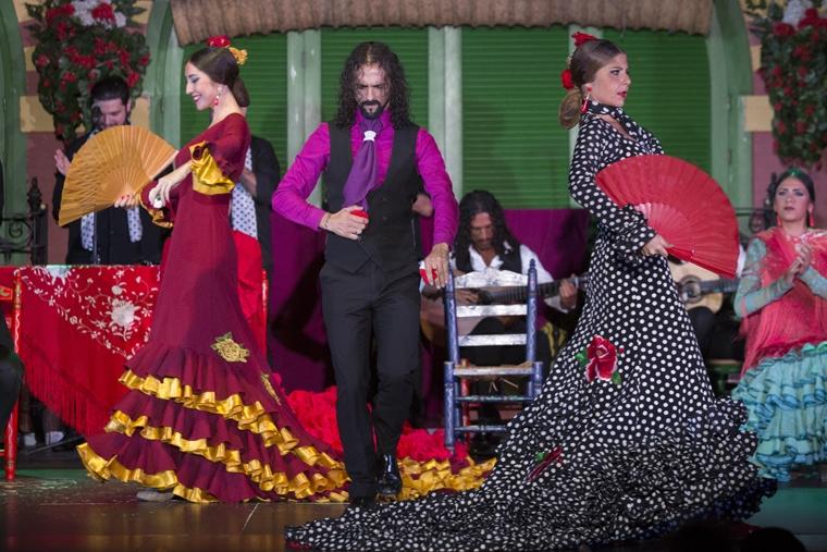 Los palos flamencos de un show en sevilla