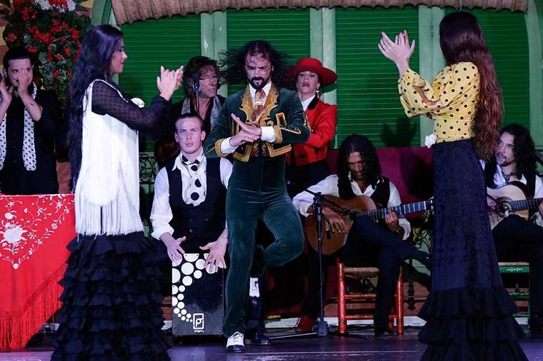 alegria bailaora flamenca de sevilla