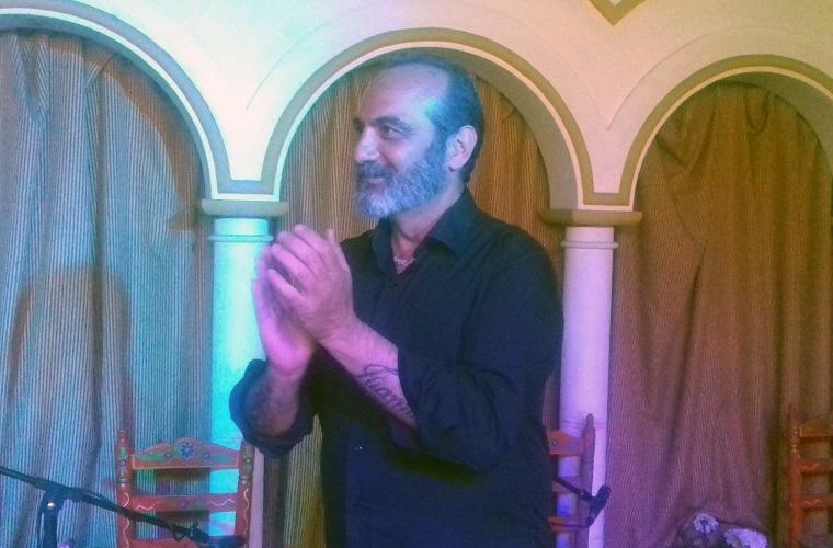 cantaor para baile flamenco