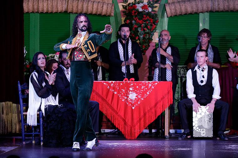Mejor espectáculo de flamenco en Sevilla