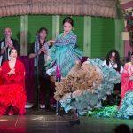 Espectáculo flamenco en Sevilla en el tablao El Palacio Andaluz