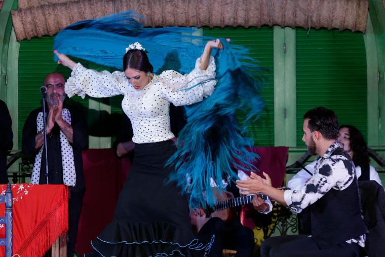 Mejor espectáculo flamenco en Andalucía