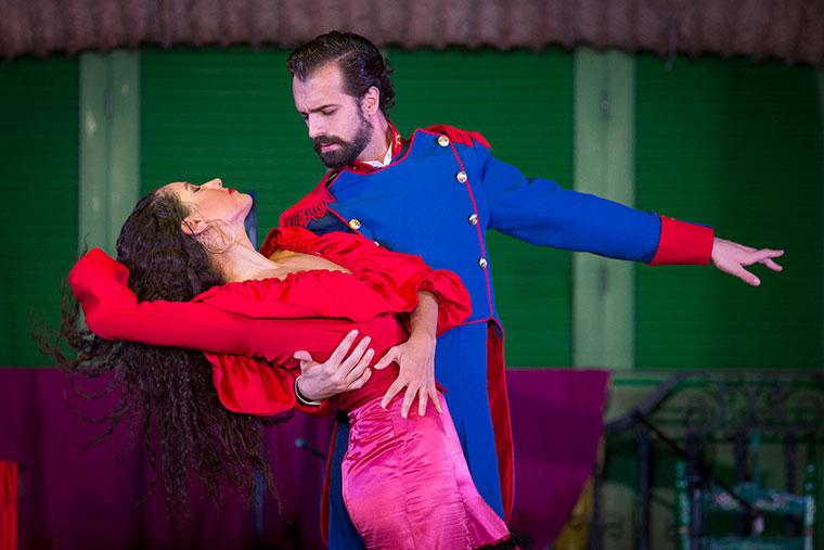 Disfruta del mejor show flamenco en Sevilla