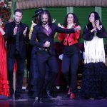 Flamenco tablao in Seville with dinner