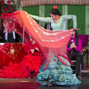 Online booking flamenco show with drink