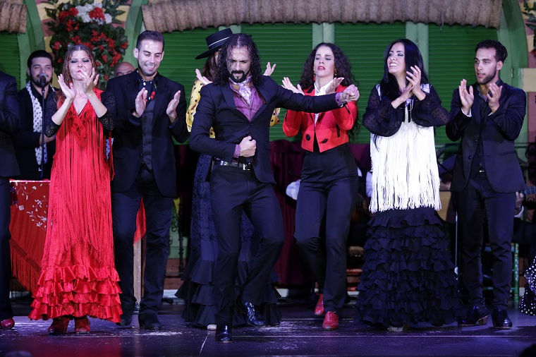 tablao flamenco en sevilla con cena