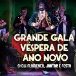 Grande Gala Véspera de Ano Novo em Sevilha