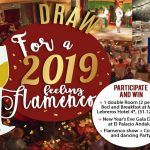 Participate in our draw and spend New Year's Eve in Seville.