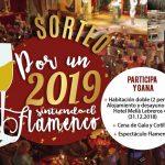 Participa en nuestro sorteo y pasa la Nochevieja en Sevilla.