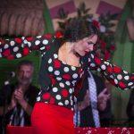 El baile flamenco: movimiento de brazos
