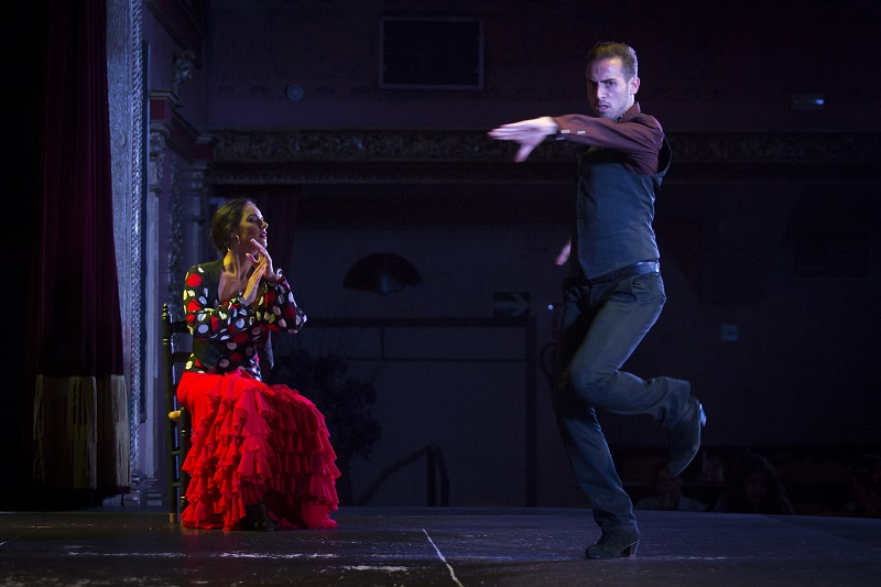 Existen múltiples festivales flamencos en el mundo