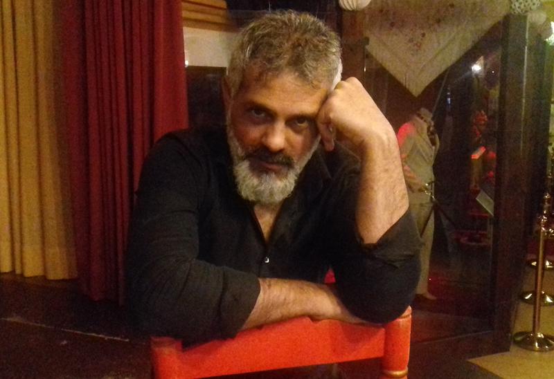 Farina, cantaor flamenco en Sevilla