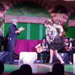 Farina es un cantaor flamenco de Sevilla