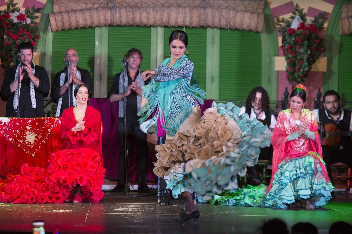 Disfruta de un espectáculo flamenco en Sevilla