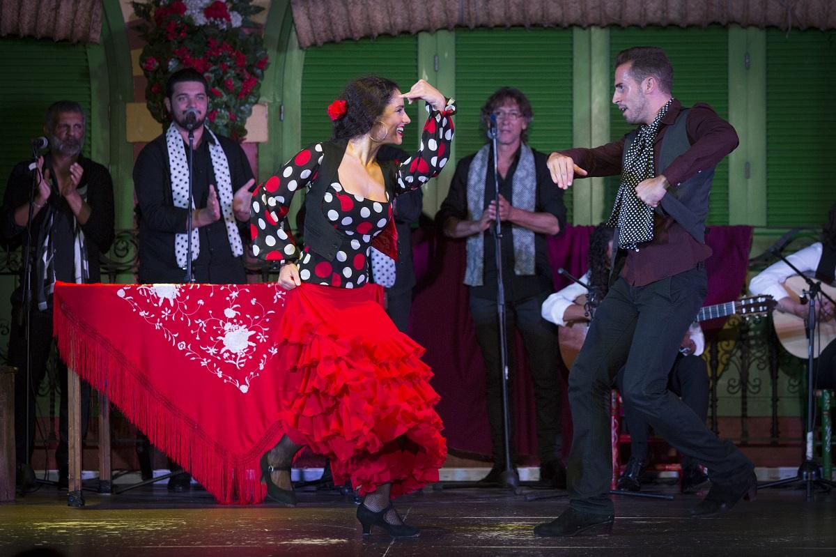 Best flamenco tablao in Seville