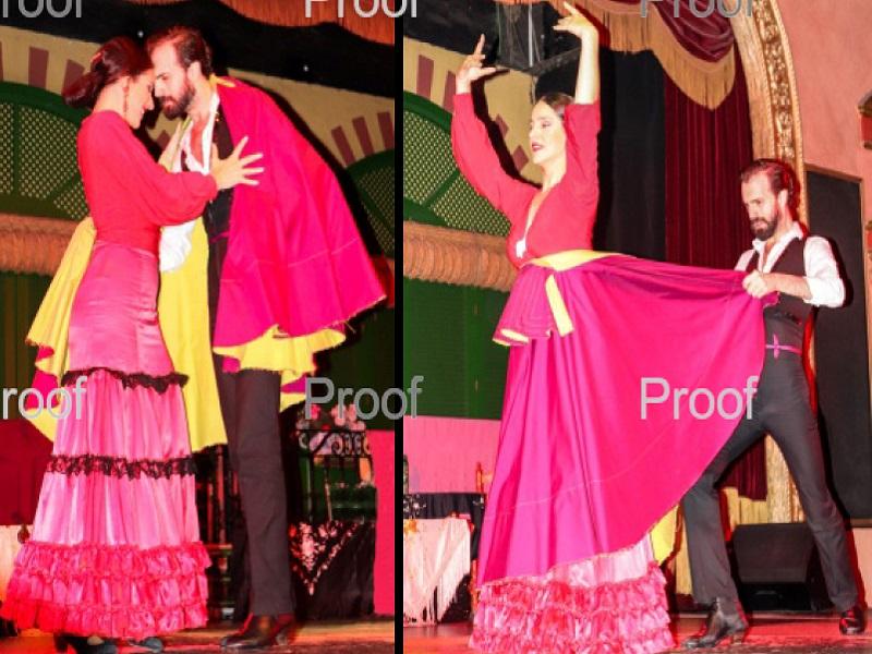 Tablao Flamenco de Sevilla