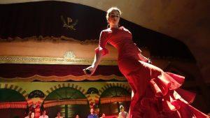 El vinculo con Sevilla y el flamenco se mantiene vivo