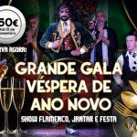 Grande Gala Véspera de Ano Novo em Sevilha 2019. Show flamenco, Jantar e festa