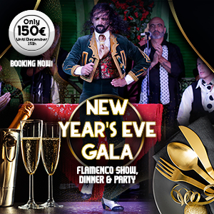 New Year´s Eve Gala Dinner in Seville