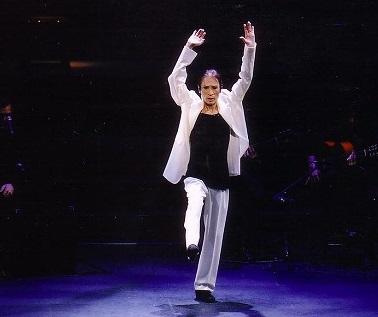 Shoji Kojima, a flamenco dancer from Japon.