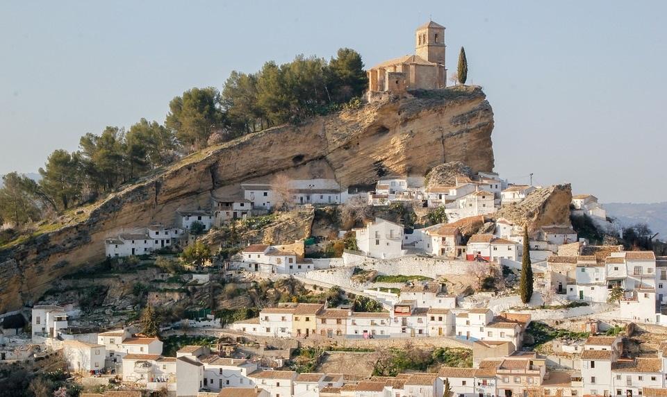 Origin of flamenco in Granada