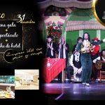 Sorteo para pasar la Nochevieja en Sevilla en El Palacio Andaluz
