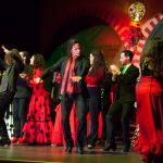 flamenco show at tablao in seville