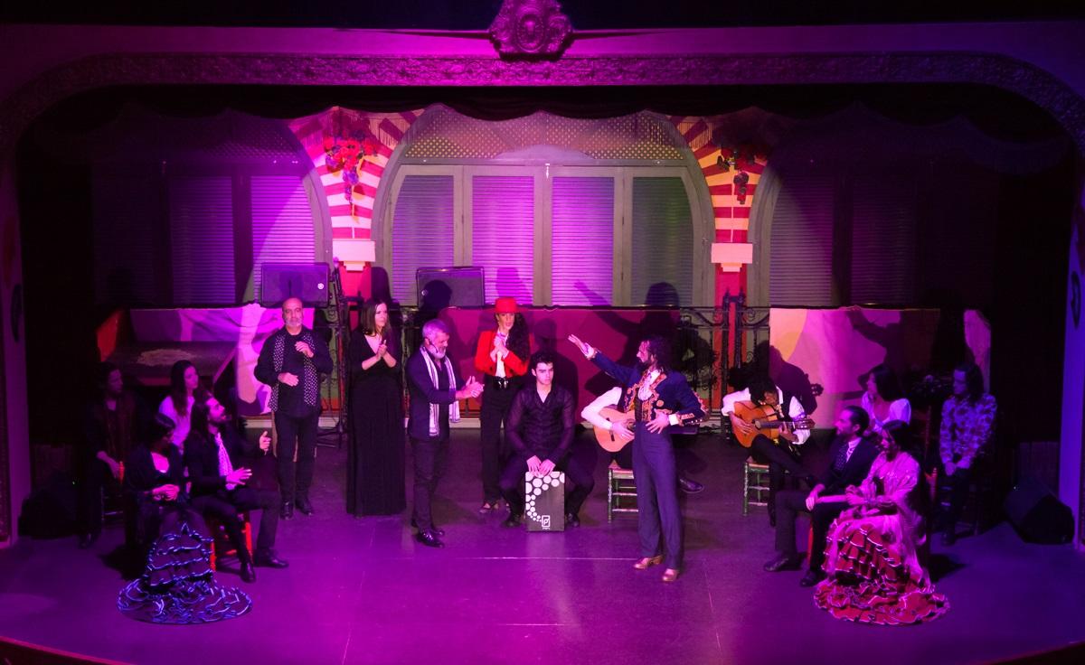 best flamenco show seville