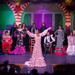 enjoy a flamenco show in a tablao in sevile