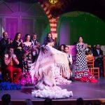 flamenco en el palacio andaluz de sevilla