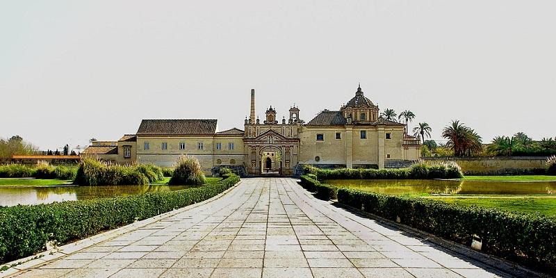 La Cartuja monastery in Seville