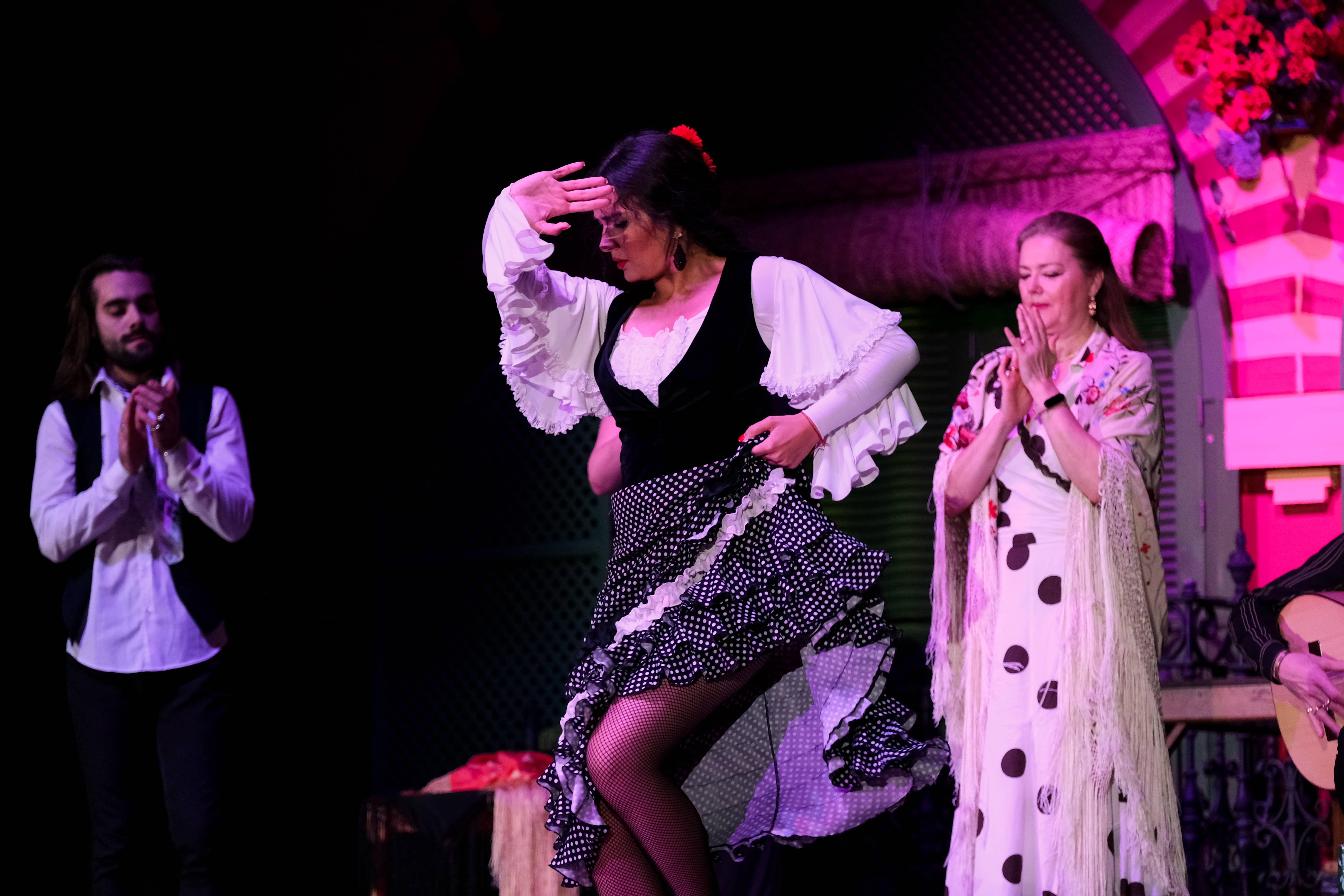 mejor espectáculo flamenco de sevilla