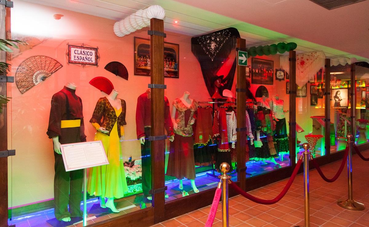 El Museo del Flamenco y Arte Andaluz