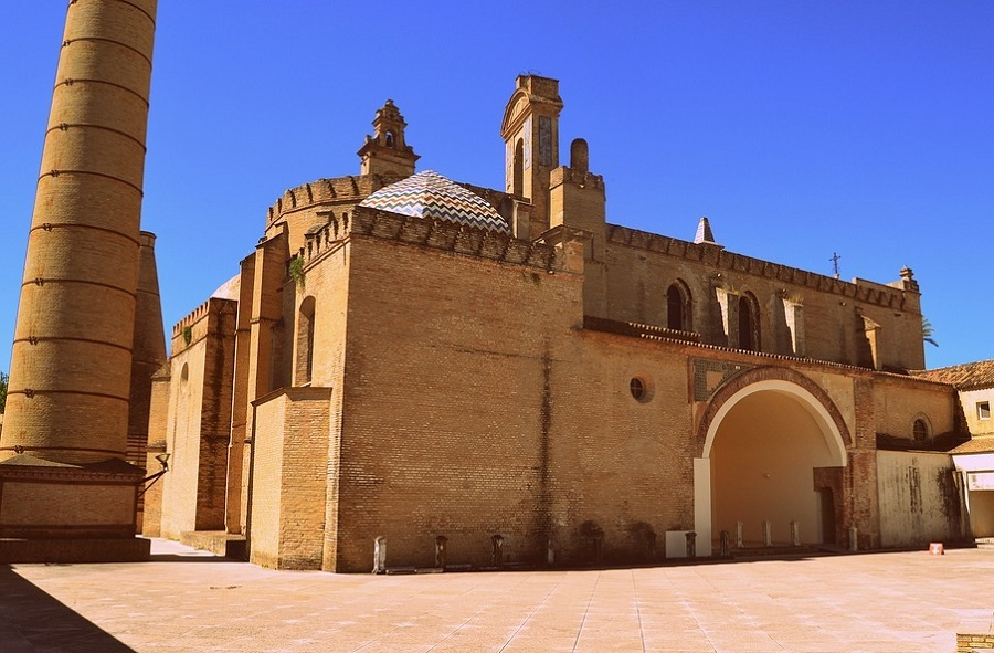monastery of the cartuja of seville