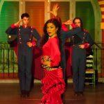 ana oropesa es bailaora de flamenco