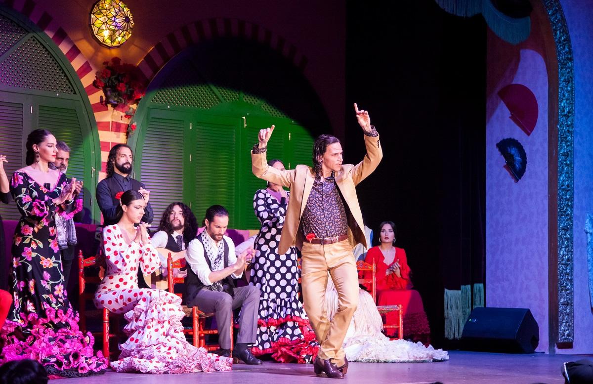 farruca a flamenco style