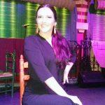 Silvia Reina es cantaora de flamenco