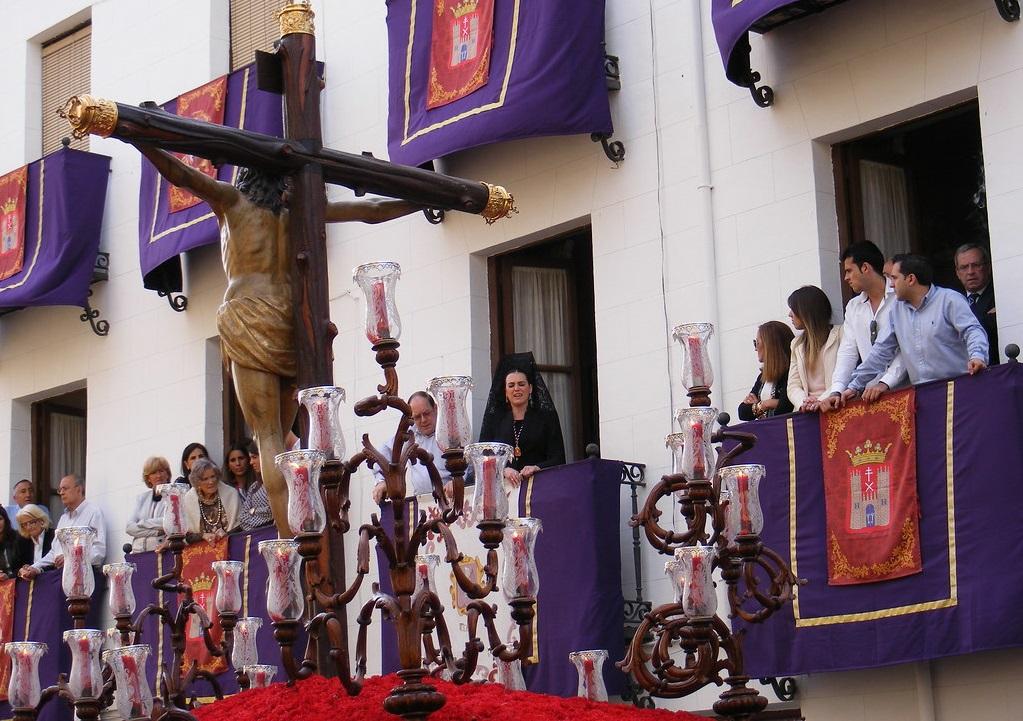 saeta flamenca en semana santa
