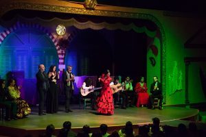 tango flamenco un estilo festero